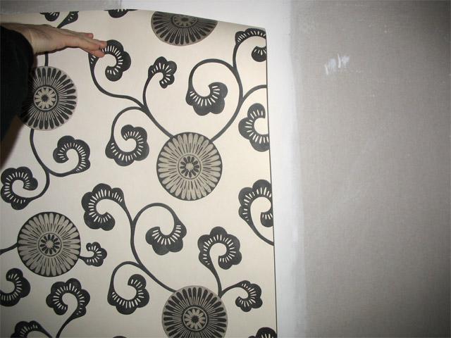Poser papier peint sur ancien papier cergy evaluation prix maison en ligne gratuit papier - Pose papier peint intisse sur ancien papier ...